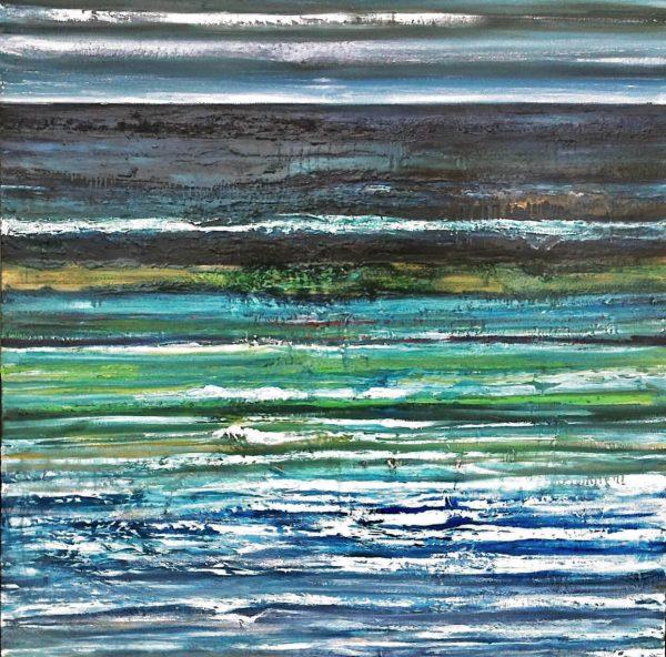 Deep Ocean Blues