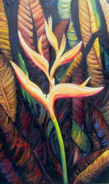 Heliconia Earth